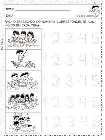 Matemática              Linguagem oral e escrita Handwriting Practice, Child Day, Childhood Education, First Grade, Kids Writing, Worksheets, Kindergarten, Homeschool, Classroom