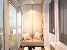 Оформление лоджии/балкона