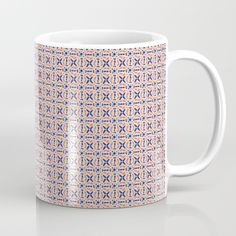 Floic #3 (By Salomon) #mug #design #taza #kitchen #cocina #diseño #breakfast #desayuno #painting #art #mix #decor #decoration #interior #breakfast #coffee #tea #marble #texture #patter #mosaic #mosaico #society6 @society6
