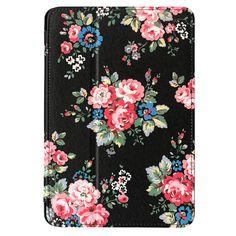 Spray Flowers Hard Case for iPad Mini | Accessories | CathKidston