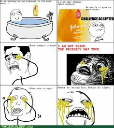 You might have HIV without knowing it; here are the 3 signs Funny Rage Comics Shampoo