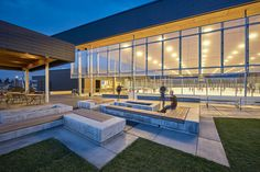 Opsis Architecture - Bend Parks and Recreation - The Pavilion