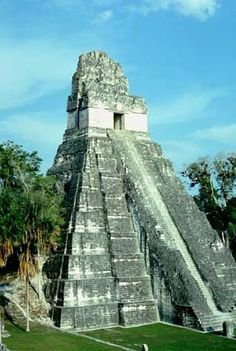 Tikal-incredible!