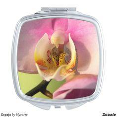 Espejo Compact Mirror. Regalos, Gifts. #espejo #mirror