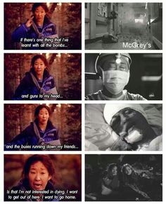 Grey's anatomy / Cristina Yang