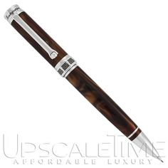 Montegrappa Espressione Marbled Brown 0.7mm Mechanical Pencil ISEPCQAW Luxury Pens, Mechanical Pencils, Ballpoint Pen, Luxury Watches, Watches For Men, Great Gifts, Daily Deals, Brown, Fancy Watches