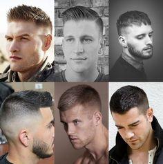 Corte de cabelo masculino militar é tendência