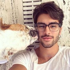 'Hot Dudes With Dogs' Instagram Brings Two Of Your Favorite Things In One Place