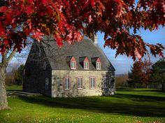 Through  time - Quebec, Quebec