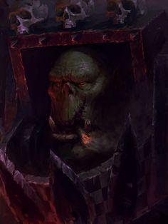 Warhammer 40k Memes, Warhammer Art, Warhammer 40000, Character Portraits, Character Art, Character Design, Space Marine, Dungeons And Dragons, Painting & Drawing