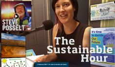 Our guests in The Sustainable Hour on 1 February 2017 are Simone Boer, leader of City of Greater Geelong's Our Future project, and Steve Posselt, kayak adventurer. Listen to The Sustainable Hour no. 154 on 94.7 The Pulse: http://climatesafety.info/thesustainablehour154/