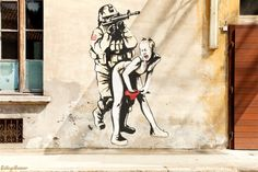 Anyone Else Feel Like Banksy Is Getting Really Lazy
