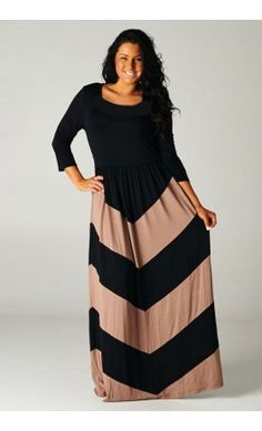 Long Plus Size Dresses with Sleeves – fashion dresses