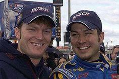 Dale Jr. & Martin Truex Jr.
