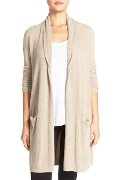 Barefoot Dreams® Long Cardigan available at #Nordstrom