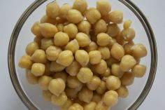How to soak, cook & freeze dried chickpeas