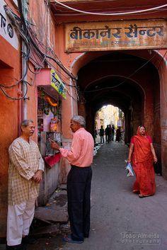 Jaipur's Pink City