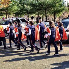 #UVa Marching Band