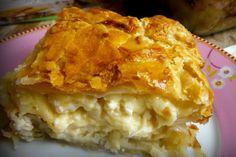 My Favorite Food, Favorite Recipes, Eat Greek, Cheese Pies, Pie Recipes, I Foods, Food Styling, Apple Pie, Lasagna