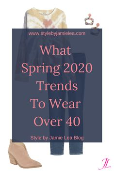 What Spring Trends To Wear Over 40, Spring and Summer Trends Any Woman Can Wear, How to Dress In Spring, How to Dress in Summer, What to Wear Over 40, How to Dress Over 40, What to Wear Over 50, Style for Women, Spring and Summer 2020 Trends, Tie  Dye Trends, Polka Dot Trend, Puff Sleeves,  Accordion pleats, Ruffles Ny Fashion Week, Fashion Trends, 50 Style, Spring Skirts, Spaghetti Strap Top, Spring Summer Trends, Puff Sleeves, Wardrobe Basics, Travel Style