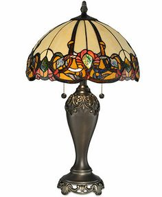 Dale Tiffany Northlake Table Lamp  I want that