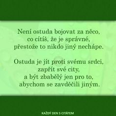 A tak si tady žijeme. Cool Words, Motivational Quotes, Mindfulness, Wisdom, Facts, Humor, Education, Merlin, Film