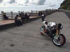 DUCATI S4R 'THE CHROME RACER' - TRIPLE555 - ROCKETGARAGE
