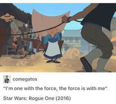 Rogue One, Star Wars, Chirrut Imwe