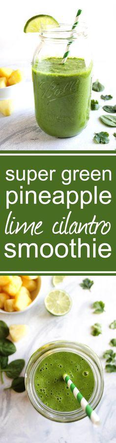 Super Green Pineappl
