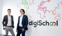 Leader de l'e-éducation en France, digiSchool lève 14 millions d'euros pour se développer à l'international et développer sa technologie propriétaire d'adaptative learning.