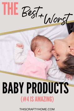 One mom's picks for the best baby products that you can get for your newborn! And the worst baby products as well that you should avoid. Click to learn more! Good Parenting, Parenting Hacks, Baby Gadgets, Breastfeeding And Pumping, Second Baby, Baby Products, Uganda, New Moms, Nursery