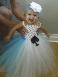 infant alice in wonderland costume | Infant Baby Alice in Wonderland Costume Tutu Dress by ... | My Halloween Party | Pinterest | Wonderland costumes ...  sc 1 st  Pinterest & infant alice in wonderland costume | Infant Baby Alice in Wonderland ...