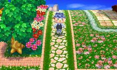 New Leaf QR Paths Only | Part 1 / Part 2 Source