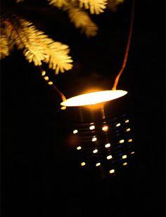 DIY Lanterns Tutorial from Alpha Mom