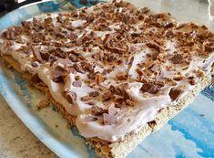 Farmors Daimtårta | Älska att Baka Sweet Desserts, No Bake Desserts, Bagan, Cake Recipes, Dessert Recipes, Good Food, Yummy Food, Swedish Recipes, Something Sweet