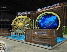 "Check out new work on my @Behance portfolio: ""Breakbulk China 2016 ,Booth Design"" http://be.net/gallery/35038917/Breakbulk-China-2016-Booth-Design"