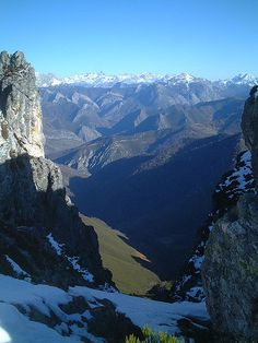 Picos de Europa #asturias #spain #mountains #montañas #paraisonatural