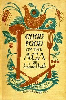 Old AGA cookbook