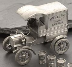Tortolani Custom Replica: Antique Dreyers Ice Cream Truck ... Shift+R improves the quality of this image. Shift+A improves the quality of all images on this page.