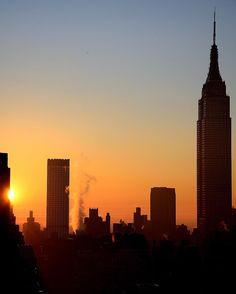 Empire State Building by @thewilliamanderson #newyorkcityfeelings #nyc #newyork