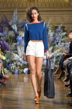 Vanessa Seward Spring 2017 RTW Runway Collection Paris Fashion Week