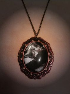 Johnny and June necklace :)