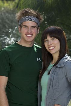 Joey Graceffa and Meghan Camarena starting 'The Amazing Race' in less than a month <3 15 days baby!