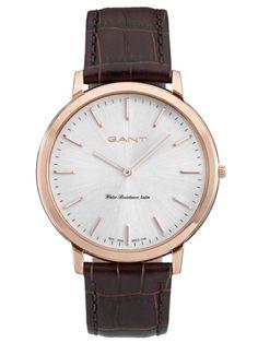 GANT HARRISON | W70606 Gents Watches, Quartz, Rose Gold, Accessories, Products, Glove, Men's Watches, Mens Watches Uk, Gadget