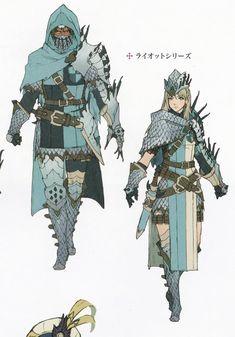 Character Sheet, Character Creation, Fantasy Character Design, Character Design Inspiration, Character Concept, Character Art, Armor Concept, Concept Art, Monster Hunter Art