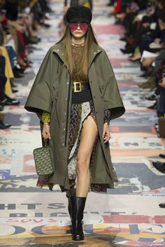 Christian Dior, Automne/Hiver 2018, Paris, Womenswear