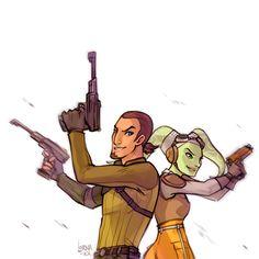 Rebels by lorna-ka
