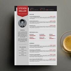 free resume and print