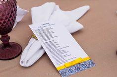 Decoração de casamento: Amarelo e azul | http://www.blogdocasamento.com.br/decoracao-de-casamento-amarelo-e-azul/