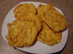 Gluten-free, grain-free, and sugar-free Cloud Bread recipe for the Specific Carbohydrate Diet.